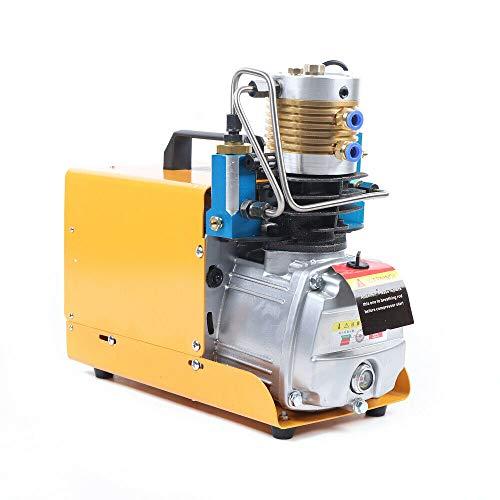 300bar 1800W bomba de aire de alta presión eléctrica compresor de aire...