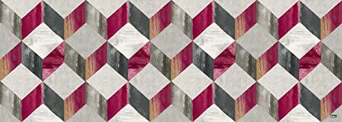 Alfombras Cocina Vinilo Rojo alfombras cocina  Marca Vista-Bella