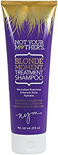 Not Your Mothers not Your Mother's Blonde Moment Treatment Shampoo - 8 Oz