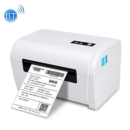 ZHANGJIALI Imprimantes de reçus Portable Mini réception Ticket imprimante ZJ-9200 Port USB Portable Thermique Bluetooth Ticket Imprimante avec Support