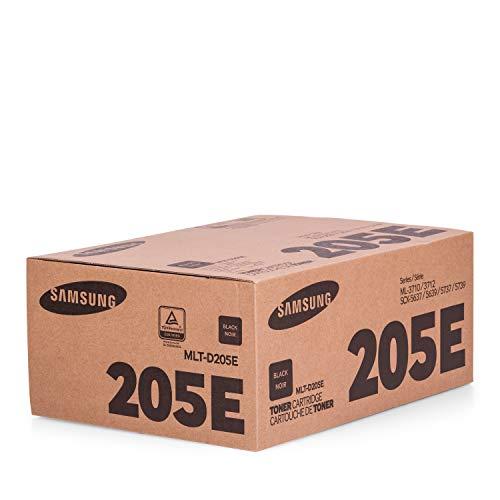 Original Samsung MLT-D205E / 205E, für SCX-5637 Series Premium Drucker-Kartusche, Schwarz, 10000 Seiten