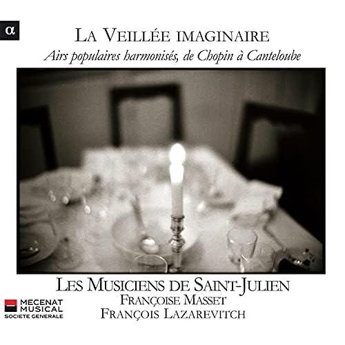 Les Musiciens de Saint-Julien, Françoise Masset & François Lazarevitch