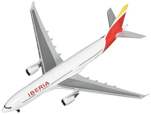 Herpa 529303 Iberia Airbus A330-200 - Kit de Modelos de avión, Multic