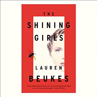 The Shining Girls     A Novel              By:                                                                                                                                 Lauren Beukes                               Narrated by:                                                                                                                                 Khristine Hvam,                                                                                        Peter Ganim,                                                                                        Jay Snyder,                   and others                 Length: 10 hrs and 33 mins     856 ratings     Overall 3.8