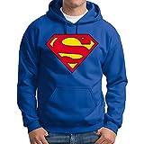 Sudadera con logo de Superhéroe para hombre...