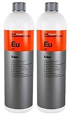 Koch Chemie 2X Eulex Fleckenentferner