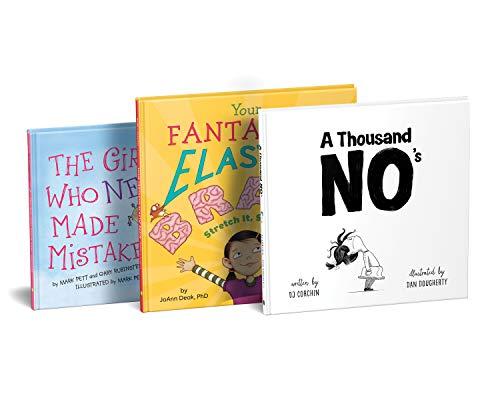 Growth Mindset for Kids Classroom Book Set