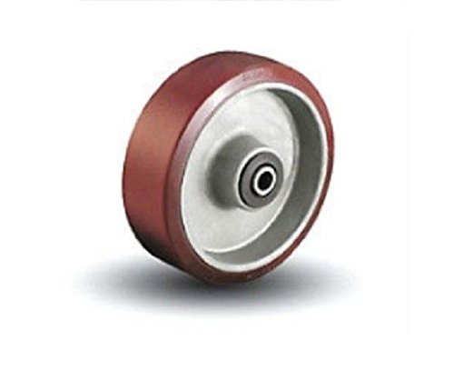 Colson 6' x 2' Polyurethane Wheel with 1/2' ID 5-6-939 1200# Cap.