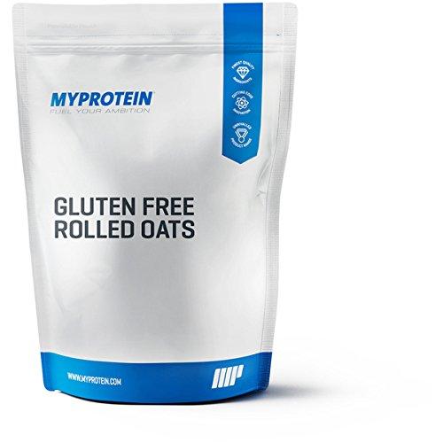 Glutenfreie Haferflocken Geschmacksneutral 2,5 kg - Haferflocken Gluten frei Diät - MyProtein