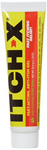ItchX FastActing AntiItch Gel 125 oz