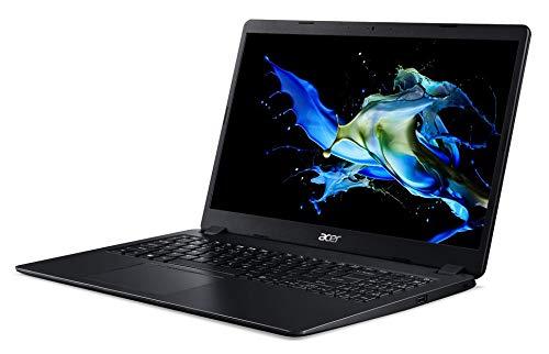Acer Extensa 15 EX215-31-P6MV Black Notebook 39.6 cm (15.6') 1920 x 1080 pixels Intel Pentium N N5000 8 GB DDR4-SDRAM 256 GB SSD Extensa 15 EX215-31-P6MV, Intel Pentium N, 1.10 GHz, 39.6 cm (