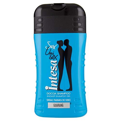 Intesa Unisex Guarana Duschgel & Shampoo 2 in 1 250 ml