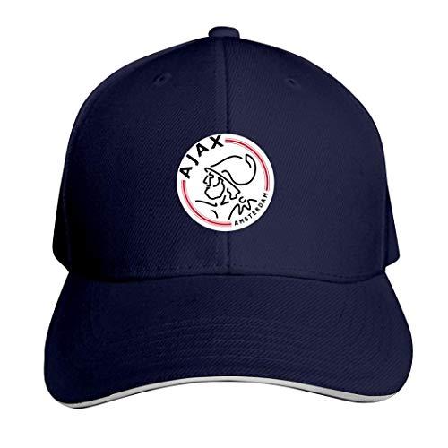 AFC Ajax Casquette Hat Neutral, verstellbar, Herren, 457PDJR-NQ9-IZO, navy, Einheitsgröße