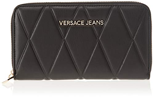 Versace Jeans Ee3vsbpl1, Cartera. para Mujer, Negro (Nero), 1.5x10.5x19 Centimeters (W x H x L)