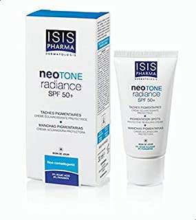 Isis Pharma Neotone Radiance Spf 50 Protective Revealing Cream, 30ml