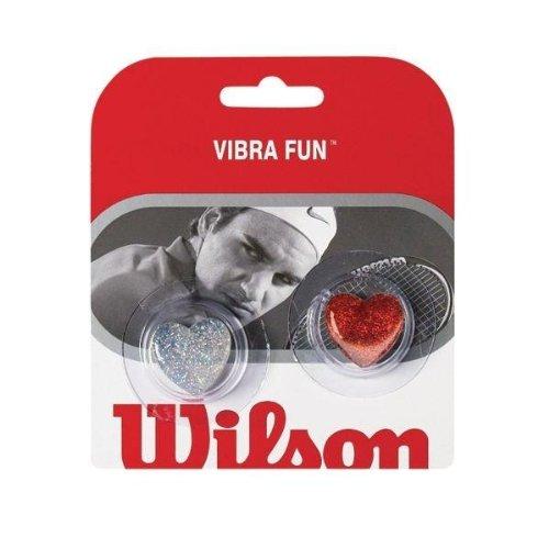 Wilson Fun Glitter - Antivibrador de Tenis