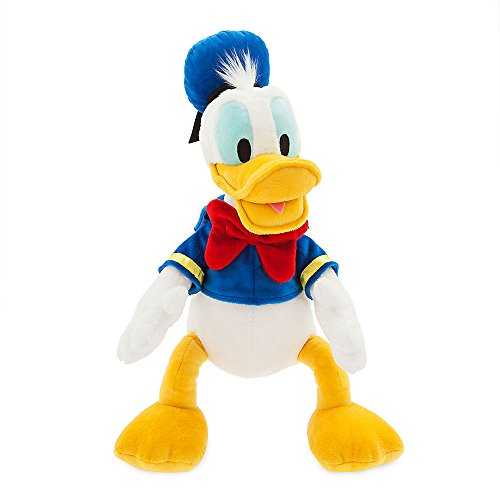 Disney Donald Duck Mittlere Größe Kuscheltier 33cm