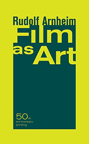 Film as Art, 50th Anniversary Printing