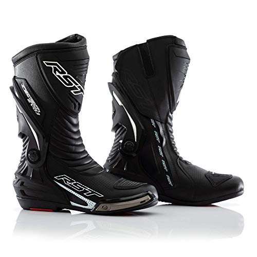 leather shoes Rst Tractech Evo Iii Sport Ce Blue 46 (2101)