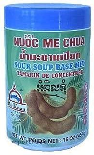 Thai Tamarind Concentrate - 16 oz jar