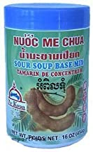 Thai Tamarind Concentrate - 16 oz jar