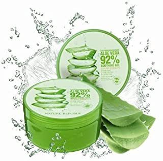 Nature Republic Soothing& Moisture ALOE VERA 92%GEL (300ml)