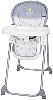 Babytrend Hi-Lite High Chair Jungle Joy suitable from 6-36Months-Grey