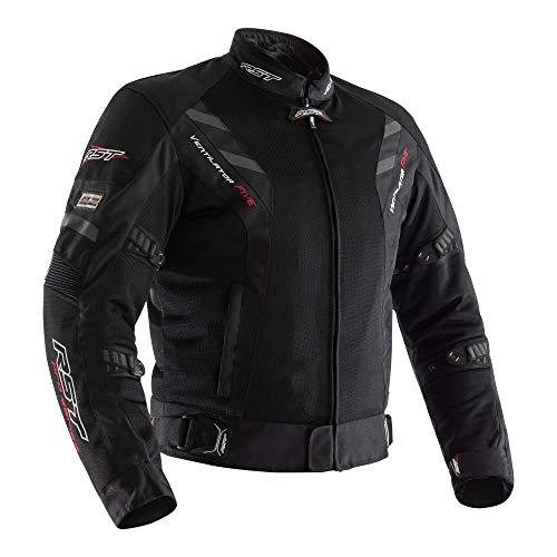 RST Pro Ser 2702 Ventilator V Ce Motorrad Textil Jacke Silber