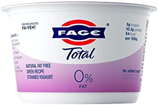 FAGE Total Yogurt Plain 0%, 500g - Chilled