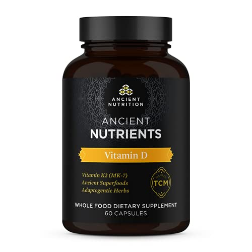 Vitamin D Supplement by Ancient ...