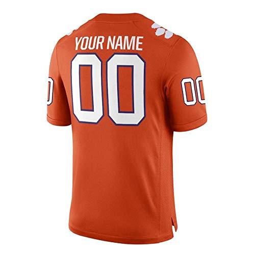 JYF Camiseta Futbol Camisetas De Fútbol Personalizadas, La Versión Más Reciente De 2020, Se Puede Marcar Su Nombre Y Número Favorito For Crear Su Propia Camiseta (Color : B, Size : Adult-L)