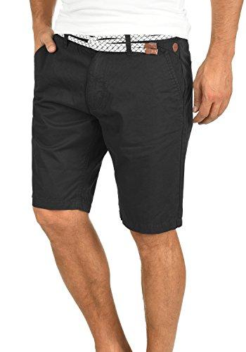Blend Ragna 20704154ME Chino Shorts, Größe:XL, Farbe:Black (70155)