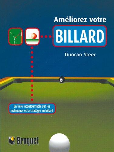 Améliorer votre billard : Un livre incontournable sur les techniques et la stratégie au billard