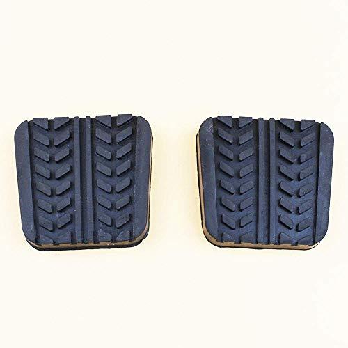 WYJBD 2ST Bremsen-Kupplungs-Pedalauflage Deck- / Sitz for Mazda MX-3/6 RX-7 323 626 929 B-Series MPV S083-43-028 / Fit for Ford Esc