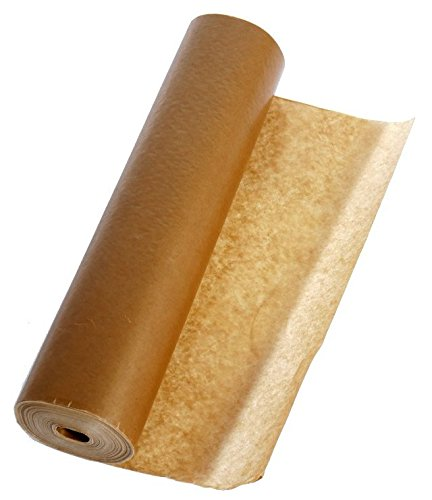 Ölpapier/Paraffinpapier, fett- und wasserabweisend, 1-seitig glatt, 50 g/m², 33,3 cm x 100 lfd. m