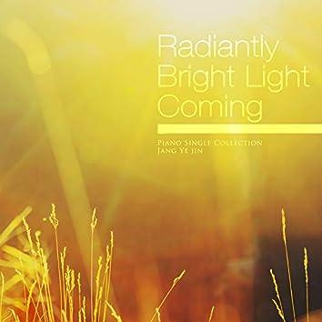 Light shining brightly