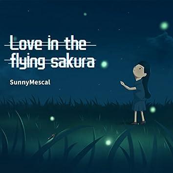 Love In The Flying Sakura