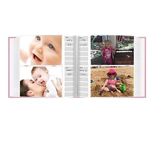 Pioneer Photo Albums DA-200COLB Pink Photo Album  