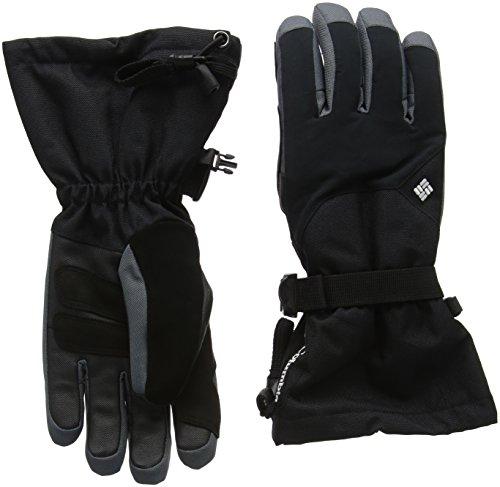 Columbia Uomo M Inferno Range Glove Guanto Protettivo, Uomo, M Inferno Range Glove, Nero, XL