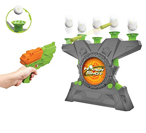 Fat Brain Toys Glow-in-The-Dark Hover Shot 2.0 Games for Ages 6 to 10