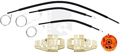 Bossmobil XSARA (N1), Delantero derecho, kit de reparación de elevalunas eléctricos