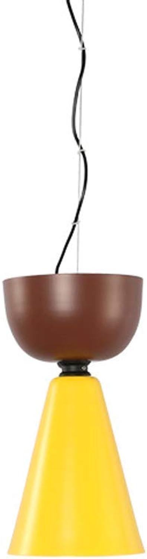 ● Personnalité créative réglable lumière pendentife, lustre en aluminium de couleur moderne nordique, lumière de montage de salle à hommeger, plafonnier simple (conception  A) ●