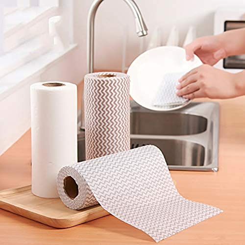 disposable dish cloths - 5