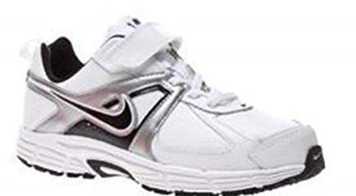 Nike Scarpe Bambino Dart 9 Lth n. 22,5 EU White Black