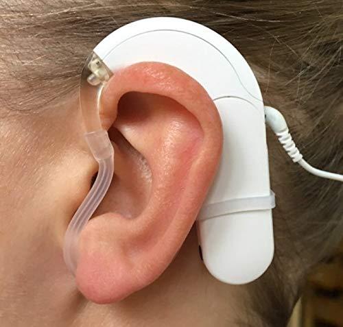 Goma Smartear tipo MIC LOCK para Implante Coclear