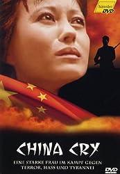 DVD-Cover von China Cry mit Julia Nickson-Soul