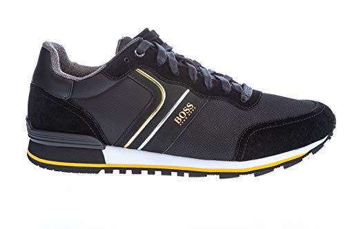 BOSS Parkour Runn Nymx2 Zapatillas Moda Hombres Negro - 42 - Zapatillas Bajas Shoes