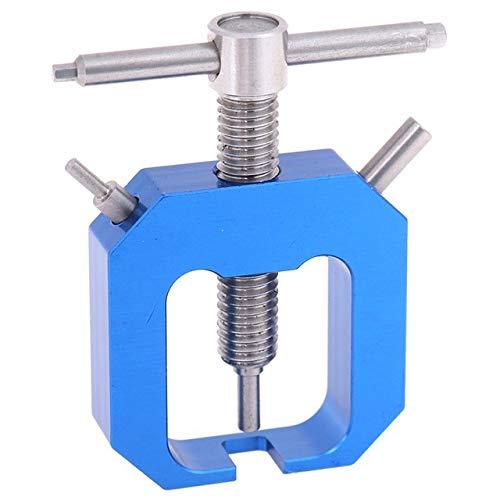 Wzrx7 - shop Herramienta para la extracción del Brazo de limpiaparabrisas,RC Motor Gear SHUTER, Herramienta Profesional Motor Universal Piñón de piñones Removedor de Extractor (Color : Blue)