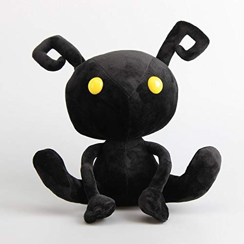 fangzhuo Plüschtier Werbeartikel Kingdom Hearts Shadow Heartless Ant Plüschtier Puppe Kuscheltiere 30 cm