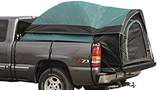 Guide Gear Compact Truck Tent for Camping, Car Bed Camp Tents for Pickup Trucks, Fits Mattresses 72-74